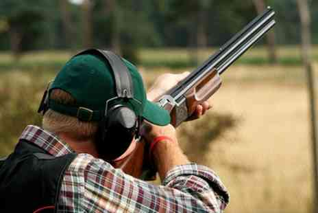 Sycamore Shooting Grounds - Clay Target Shooting Experience for Up to Four - Save 50%