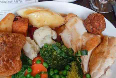 The Oak Tree Inn - Sunday Roast for Two or Four - Save 37%