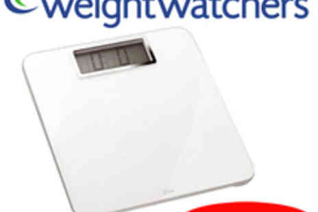 Weight Watchers - Weight Watchers Ultra Slim Precision Bathroom Scales - Save 64%
