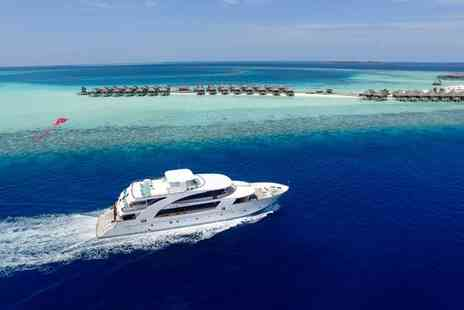 Maldives Cruise - Dive & Travel Through the Turquoise Indian Ocean - Save 0%