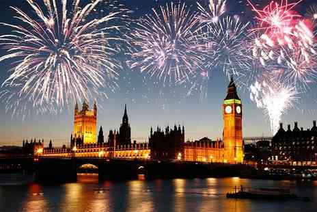 Hospitality Line - Choice of New Years Eve parties including The Shard and river cruises with dinner - Save 10%