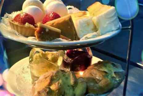 The Crowwood Hotel - Traditional or High Afternoon Tea for Up to Four - Save 55%