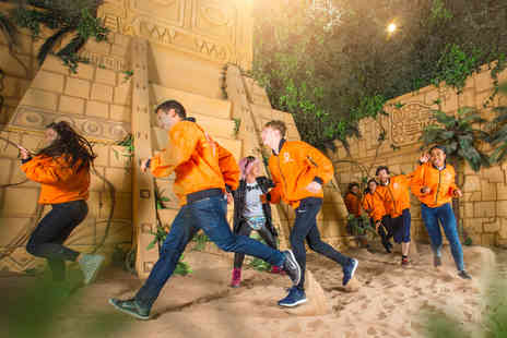 Virgin Experience Days - The Crystal Maze LIVE Experience for Two - Save 0%