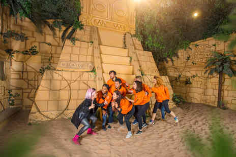 Virgin Experience Days - The Crystal Maze LIVE Experience for Two, Manchester - Save 0%