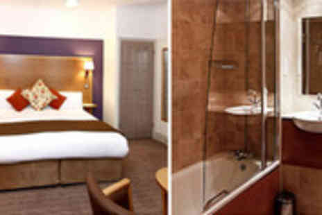 Mercure Altrincham Bowdon Hotel - Two night break for two in Manchester including breakfast - Save 53%