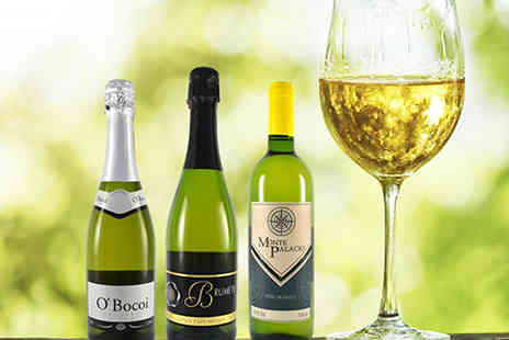 All My Wine - 12 x Premium White Wine Selection - Save 65%