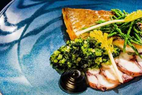Searcys The Gherkin - Sumptuous tasting menu meal & cocktail - Save 16%