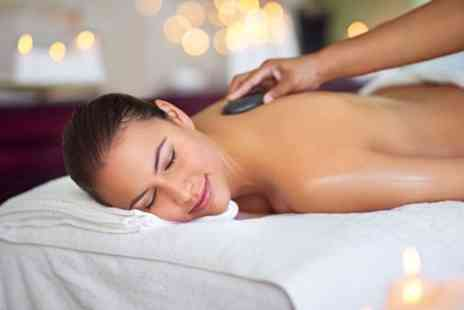 The Popinjay Country Hotel and Spa - Full Body Hot Stone, Swedish or Aromatherapy Massage - Save 52%