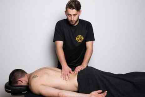 Batch Sports Therapy - 30 or 60 Minute Sports Massage - Save 40%