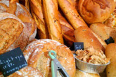The French Oven - £4 for £10 to spend at artisan bakery - Save 73%