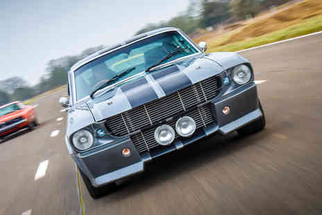 Virgin Experience Days - Shelby Mustang GT500 Blast - Save 40%