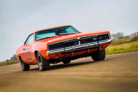 Virgin Experience Days - Dodge Charger American Muscle Car Blast - Save 51%