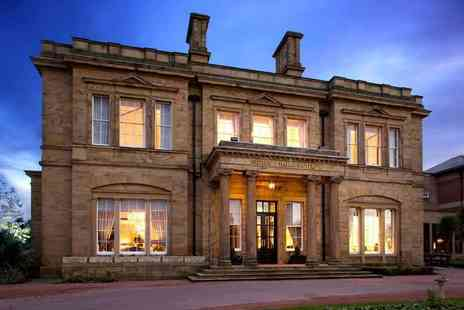 Oulton Hall Hotel - Luxury spa experience for two - Save 41%