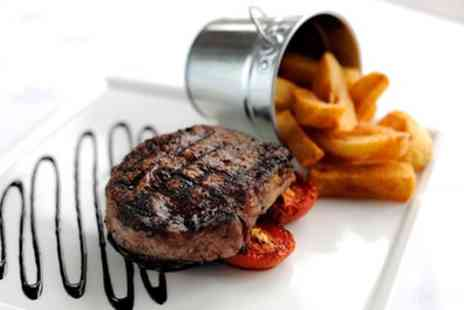 The Swan Inn - Two-Course Steak Meal for Two or Four - Save 46%