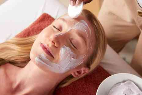 Bodyjoy Massage and Beauty Services - Classic Facial, Choice of One Hour Massage, or Both - Save 40%