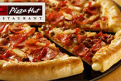Pizza Hut - Takeaway food at your local Pizza Hut restaurant - Save 50%