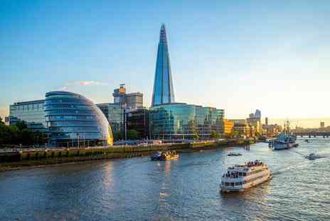 Novotel London Wembley - Four Star Stylish City Stay For Two with River Cruise Excursion - Save 77%