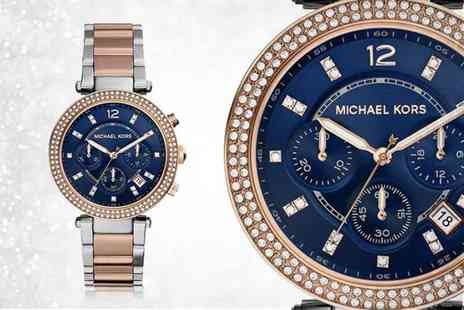 Ticara Watches - Michael Kors MK6141 ladies chronograph watch - Save 54%