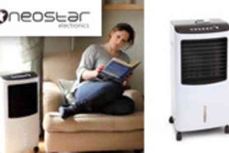 MySmartBuy.com - Neostar 5 in 1 air cooler, purifier, heater, fan and humidifier - Save 53%