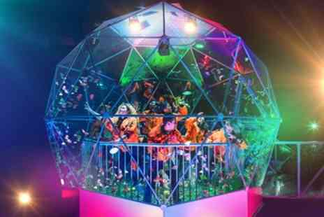 The Crystal Maze - The Crystal Maze LIVE Experience for 8 including photos - Save 53%