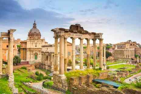 Super Escapes Travel - Two night Rome city break with return flights - Save 0%