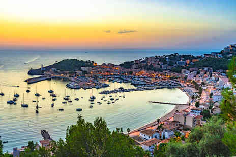 Super Escapes Travel - Two, three, five or seven night all inclusive Mallorca holiday with return flights - Save 0%