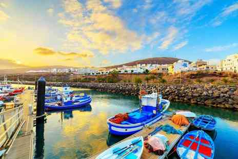 Super Escapes Travel - Three, Five or Seven night all inclusive Fuerteventura break with return flights - Save 0%