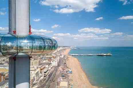 The British Airways i360 - Standard Flight - Save 0%