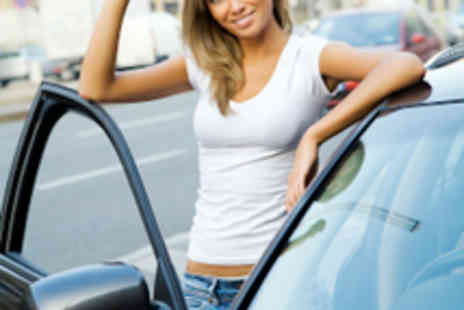 Pass With Us - Four Driving Lessons - Save 85%