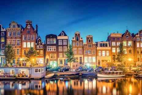 UK Study Tours - Three Night Tour of Amsterdam and Bruges from Cambridge - Save 0%