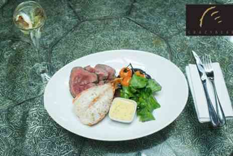 The Crazy Bear Group - Chateaubriand, Lobster and Premium Champagne - Save 60%