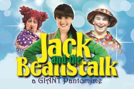 North West Theatre Arts Company - One ticket to Jack and the Beanstalk On 7 To 22 December - Save 29%