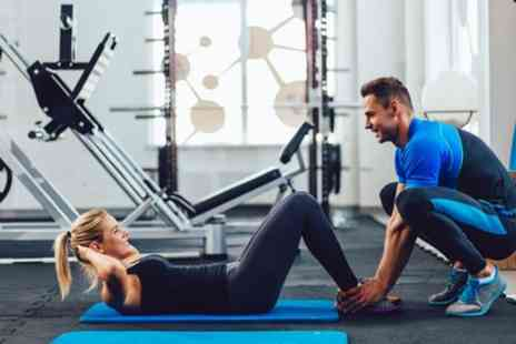 The Fitness Club Central - One Month Full Membership - Save 60%