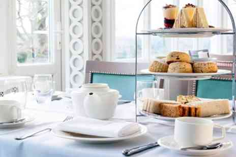 The Bromley Court Hotel - Afternoon tea for 2 at historic Kent hotel - Save 44%