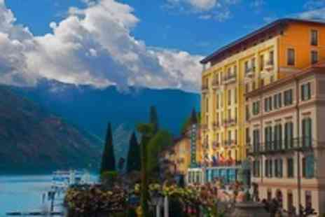 HolidaysBooked.com - Lake Como: Three, Five, or Seven Night All-Inclusive Stay For Two With Flights from £259 Per Person at the Grand Hotel Britannia Excelsior (Up to 56% Off) - Save 48%