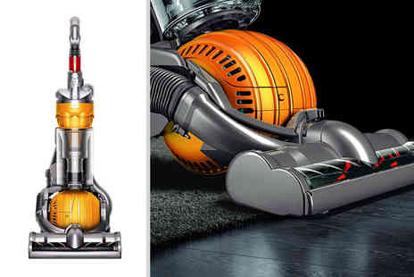 Mr Dyson - Refurbished Dyson DC24 multi floor ball upright vacuum cleaner - Save 24%