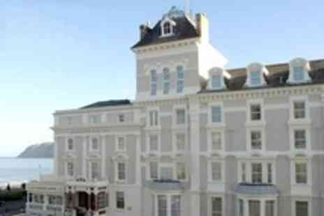 St George's Hotel - In North Wales Two Night Stay For Two With Breakfast from 1 November 2012 to 31 March 2013 - Save 50%