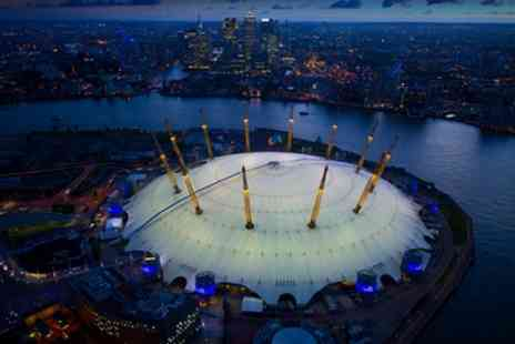 Up at The O2 - Up at The O2 Experience with Up - Save 17%