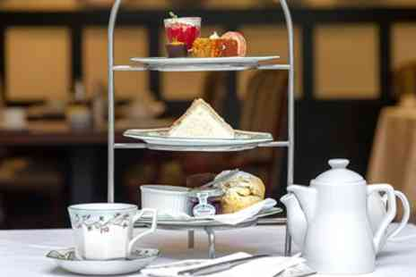 The Red Lion Hotel - Afternoon tea & bubbly for 2 at historic hotel - Save 49%