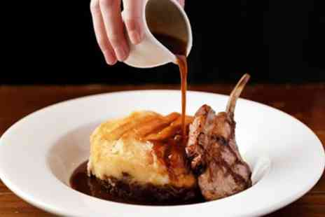 The Greene Oak - Three courses & cocktail for 2 at charming Windsor pub - Save 54%