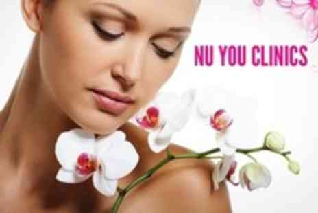 Nu You Clinics - Two Diamond Tip Microdermabrasion Facials With Face Mask - Save 73%