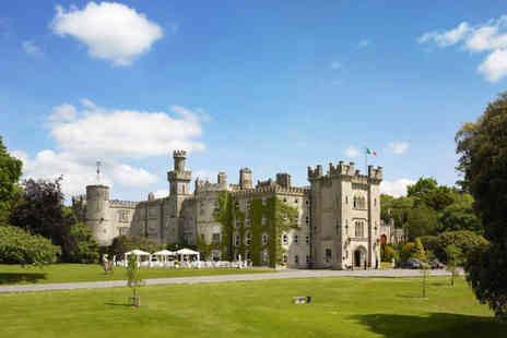 Cabra Castle - Overnight County Cavan 4 Star castle retreat for two people with breakfast - Save 49%