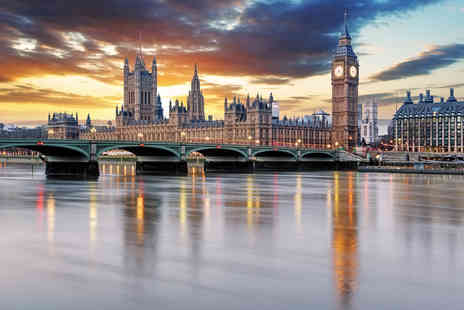 OMGhotels - Overnight 4 Statr London stay for two people with breakfast and three course dinner - Save 28%