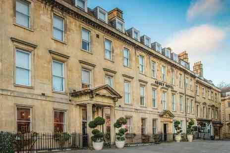 Abbey Hotel - One or two night 4 Star central Bath stay with three course dinner - Save 47%