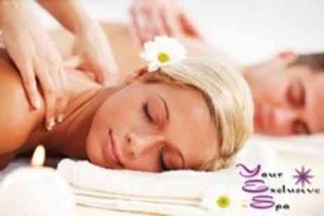 Your Exclusive Spa - Spa Day For One With Massage or Facial - Save 60%