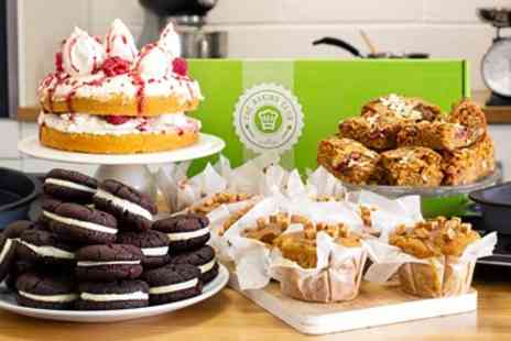 Baked In - Three month subscription to Michel Roux baking box - Save 32%