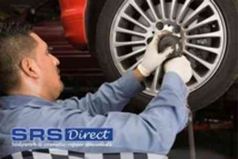 SRS Direct - Alloy Refurbishment For One Wheel - Save 60%