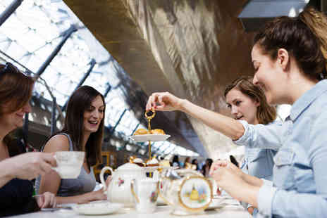 The Cutty Sark - Visit to the Cutty Sark and Afternoon Tea for Two - Save 0%
