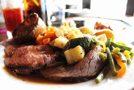 The Ship Inn - Sunday carvery lunch for two people - Save 22%