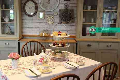 Grange Manor - Afternoon tea for two people - Save 50%